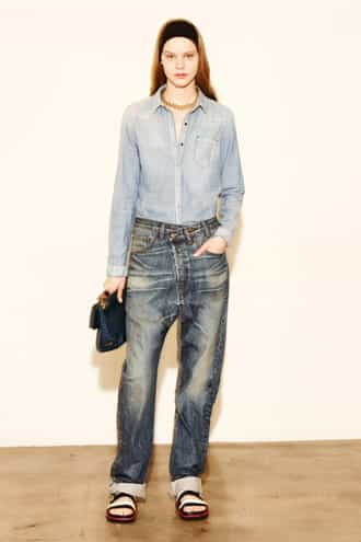 Denim trends, boyfriend jeans ,Elizabeth-and-James-