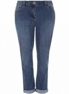 shopping for your shape, boyfriend jeans, Apple