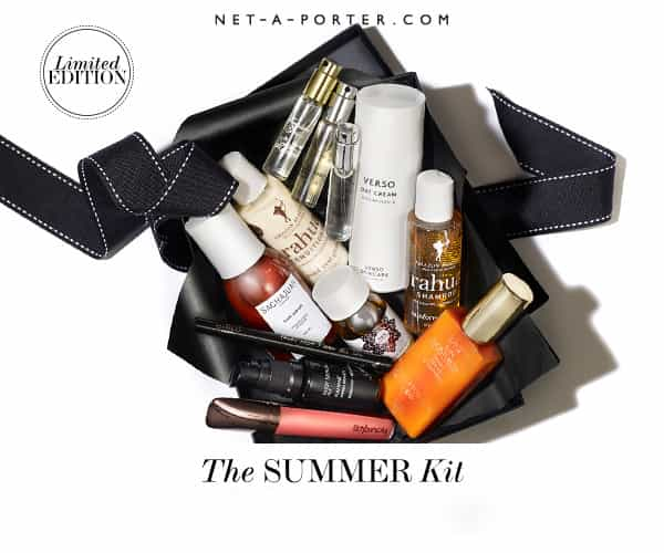the summer kit, beauty, net-a-porter
