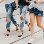 NOW TRENDING DENIM STREET STYLE @NYFW SS15