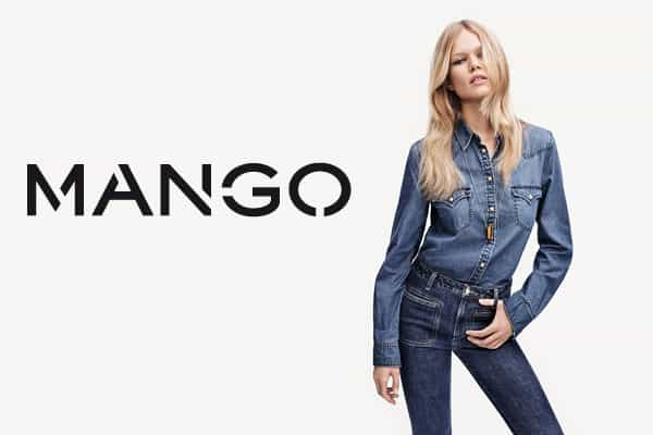 mango ss15 denim on denim collection