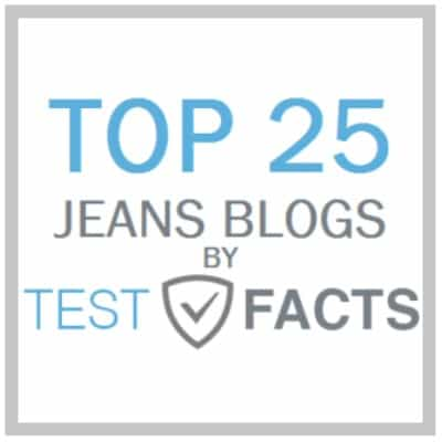 alt=TOP 25 JEANS BLOGS