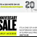 PREPARE FOR THE NORDSTROM EARLY ACCESS ANNIVERSARY SALE