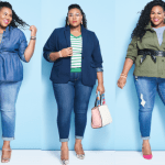 HERE'S YOUR PLUS SIZE 'DIA BOX' STYLED JUST FOR YOU