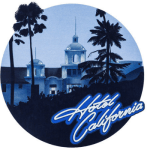 WELCOME TO 'HOTEL CALIFORNIA' BY IAN BERRY