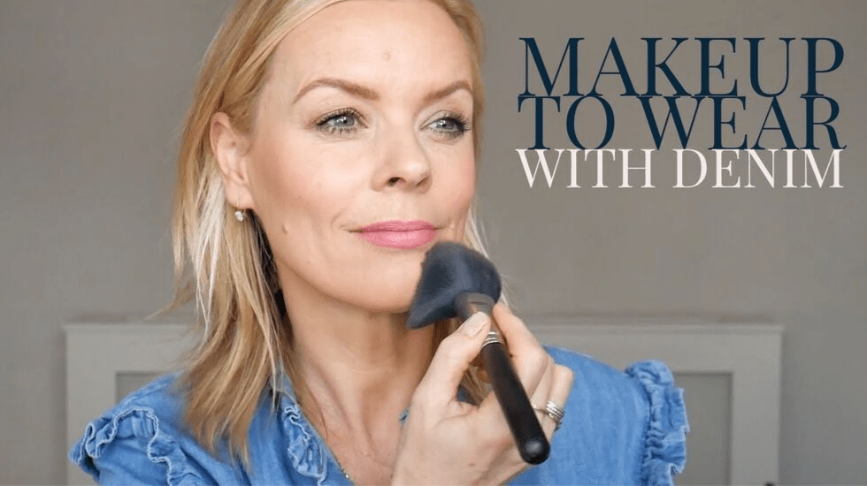MAKEUP TO WEAR WITH DENIM