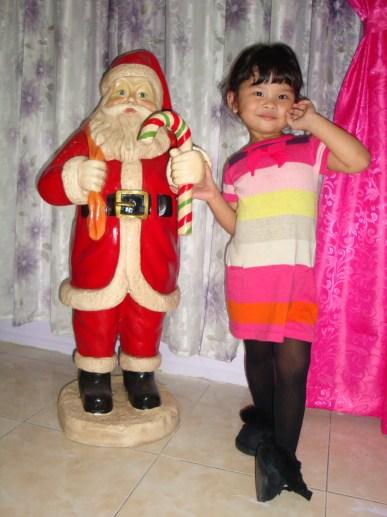 M y little princess, Keisha