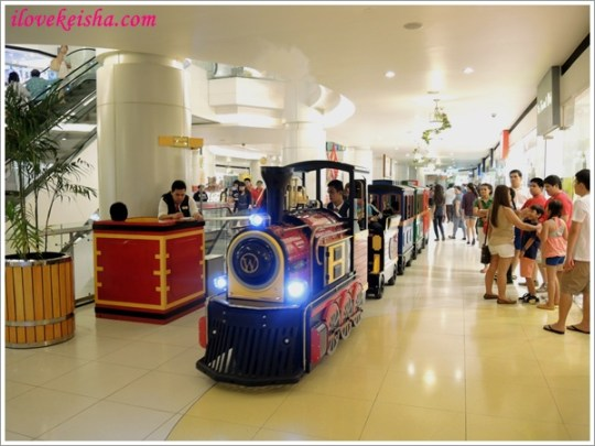 Eastwood Mall Train
