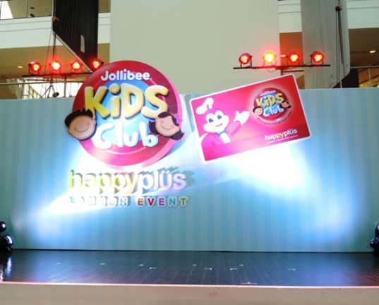 Jollibee Happy Plus Card Launch