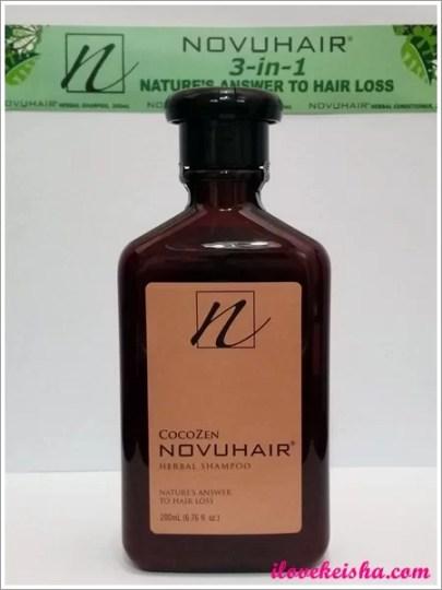 Novuhair Herbal Shampoo