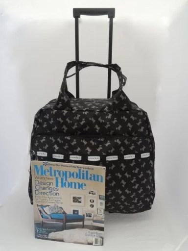 Parachute Rolling Duffle Bag