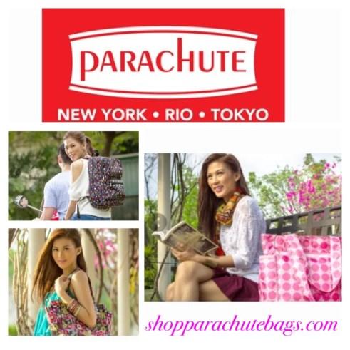 parachute bags