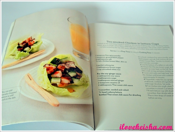 Yummy Light Meals Recipe Book: Myra Holistic Skin Care