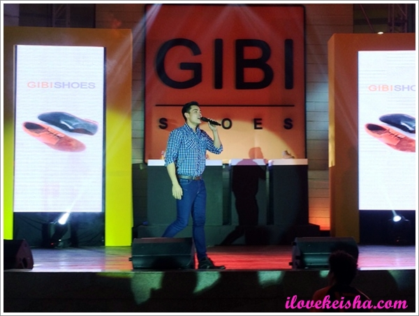 Xian Lim for Gibi Shoes