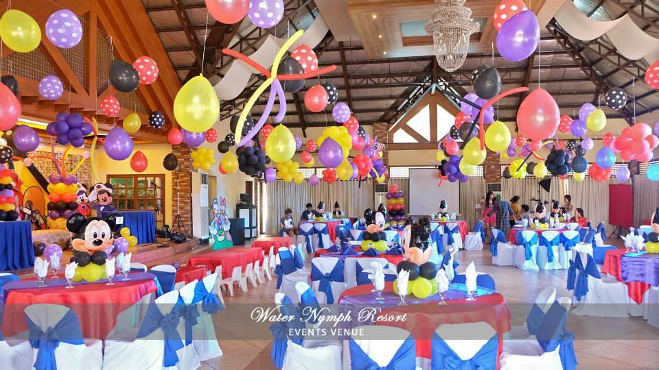 Birthday Party Venues In Metro Manila I Love Keisha By