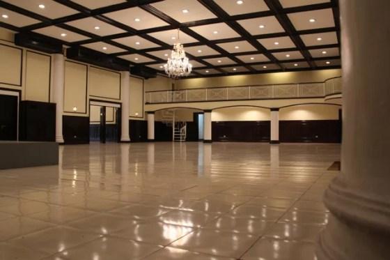 Renaissance Convention Center ballroom