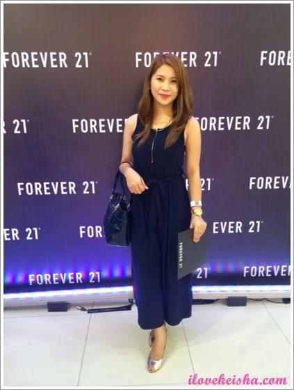 forever 21 kaye