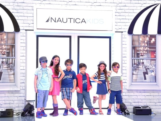 Global Kids' Fashion Brands: Nautica, Desigual and ELLE