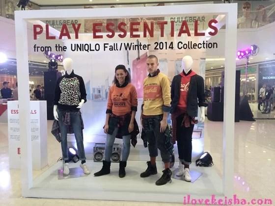 UNIQLO 2014 Fall-Winter Launch