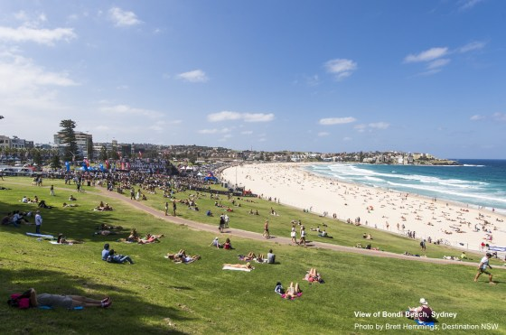 One of Australia's most stunning beaches, Bondi Beach is a prime spot for surfing, people watching, community art shows and marathons.