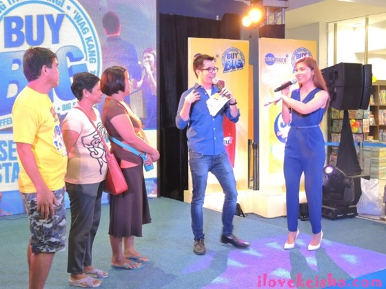 "Procter & Gamble Philippines and SM Teamed Up For ""Wag Kang Titingi-tingi, Buy BIG"" Campaign"