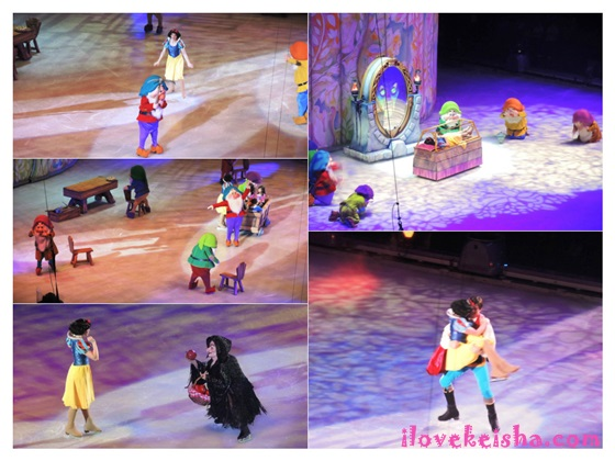 Disney on ice snow white