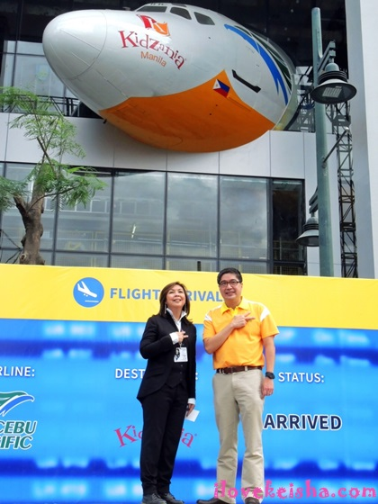 Kidzania Manila x Cebu Pacific Air