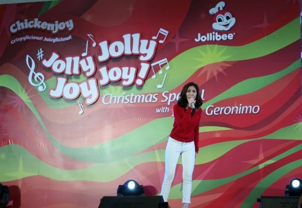 sarah geronimo for jollibee