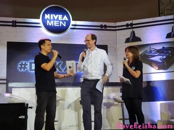 Nivea Men #Diskarte Event