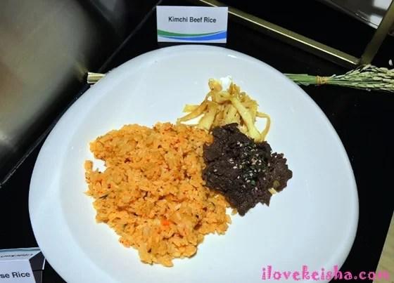 Kimchi Beef Rice by FamilyMart