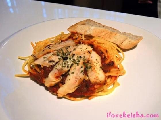 Chicken Pomodoro FamilyMart