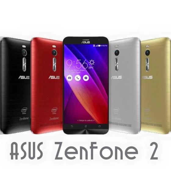 Asus Zenfone 2 SmartPhone