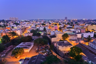 India's third-largest city, Bangalore is a sight to behold whether at night or during the day