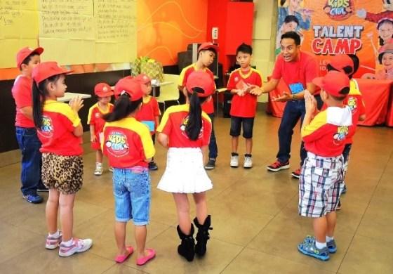JKC Talent Camp Saggidy