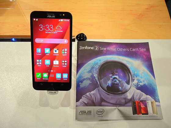 Zenfone 2 Launch 1