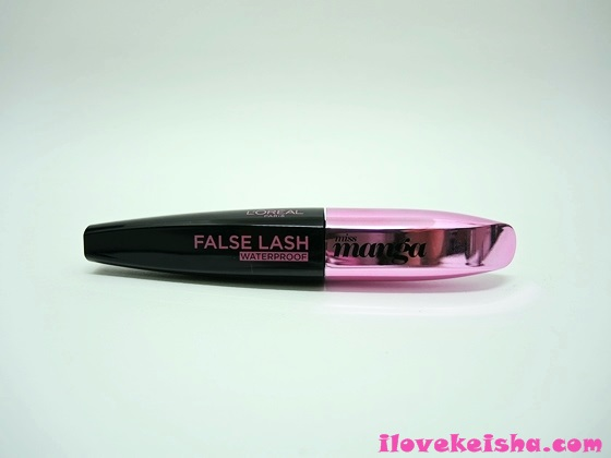 Loreal Miss Manga Mascara by False Lash