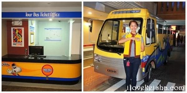 KidZania Tour Bus