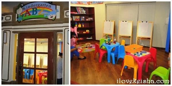 KidZania Manila Kindergarten ABZ