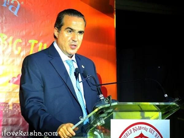 Mr. Xavier Lopez Ancona, KidZania Founder and CEO