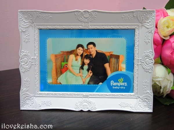 Team Figuracion for Pampers
