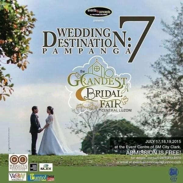 Wedding Destiantion: Pampanga Year 7