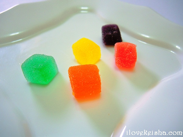 Vita Cubes Jelly Candy
