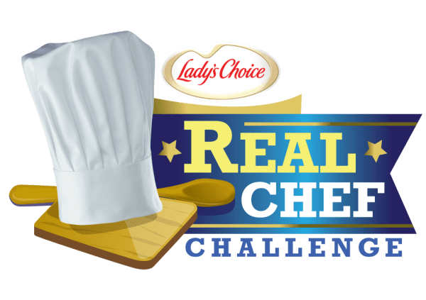 UFS Lady's Choice Real Chef Logo