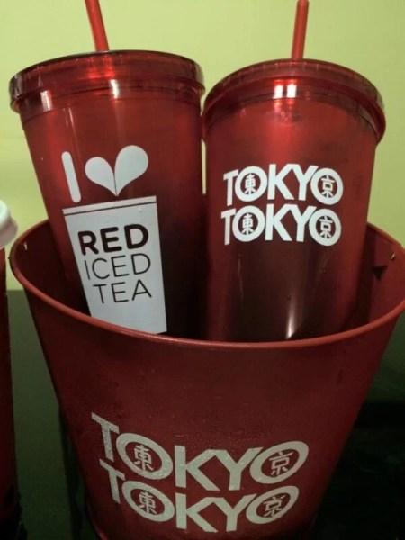 Tokyo Tokyo Super Sumo Red Iced Tea
