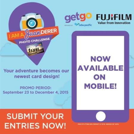 Get Go Fuji Film Promo 1