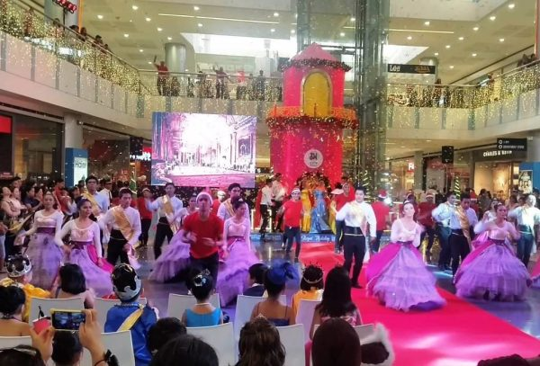 SM City Masinag Christmas