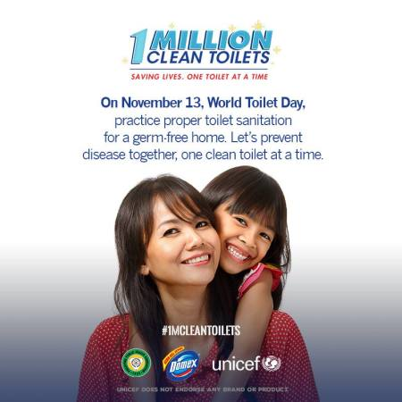 World Toilet Day 2015 DOMEX 1