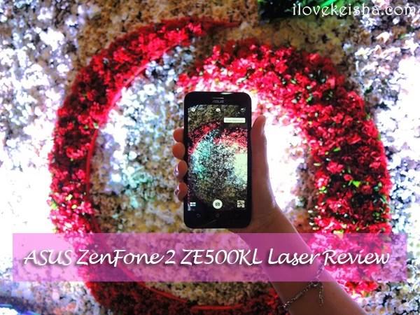 Asus Zenforne 2 Laser 5