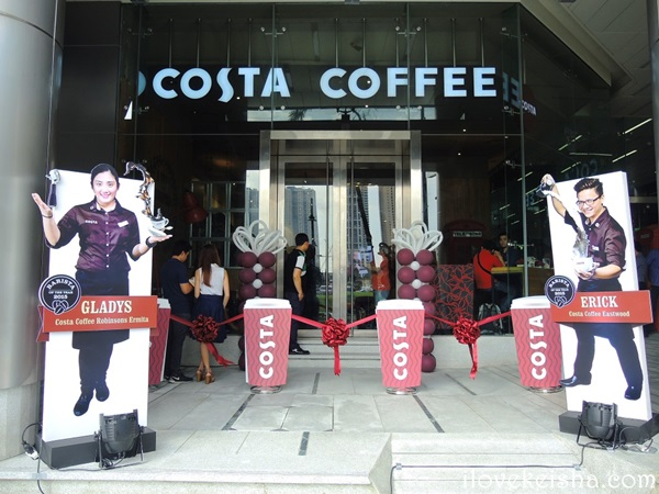 Costa Coffee BGC 12