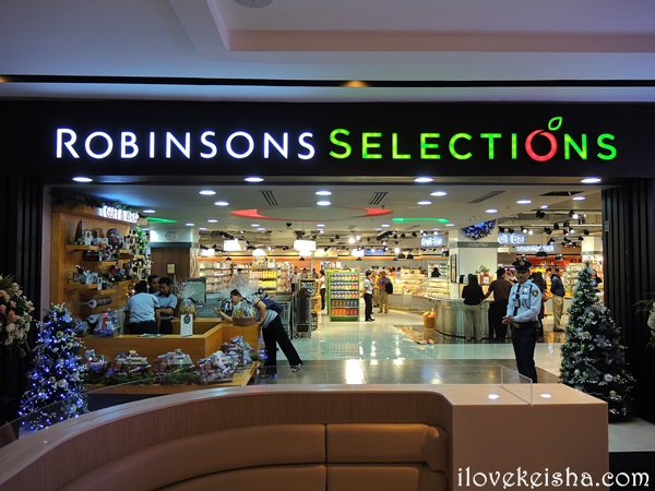 Robinson Selections McKinley Hill Grand Canal Mall